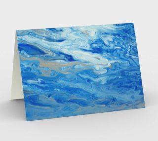 Sea Foam Card preview