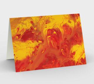 Lava Storm Card preview