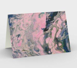 Blushing Pegasus Card preview