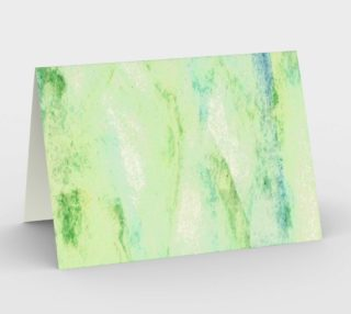 Swimming Through Seaweed Card preview