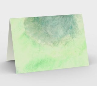 Green Dimension Flower Card preview