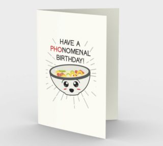 Have a PHO-nomenal Birthday preview