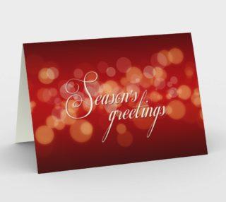 Season's Greetings Festive Lights preview