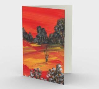 Landscape in Orange preview