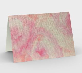 Rougissant Fleur Chanson Card preview