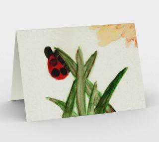Ladybird Card preview