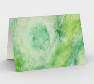 Fleur Verte Card preview