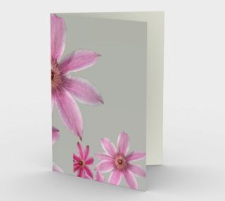 Oriental Lily, Stationery preview