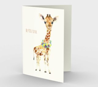 Aperçu de Be YOU tiful baby giraffe