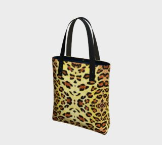 Leopard print Tote Bag preview