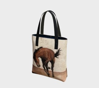 Wild horse Tote Bag preview