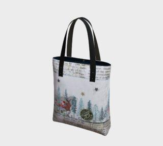 Garson Canvas Tote Bag preview