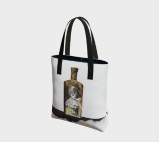 Drink Me Canvas Tote Bag preview