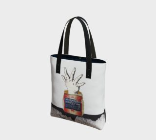 A Bad Time To Shrink Canvas Tote Bag preview