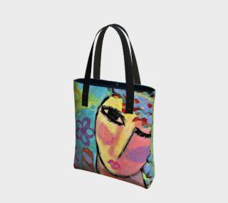 Aperçu de Original Abstract Art Tote Bag