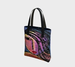Beautiful Abstract Art Shoulder Bag preview