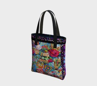 Love One Another Canvas Tote Bag preview