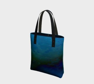 Ocean Ombre Tote bag preview