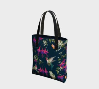Hummingbird Tote Bag preview