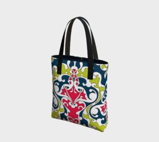 Turkish Vines Tote Bag preview
