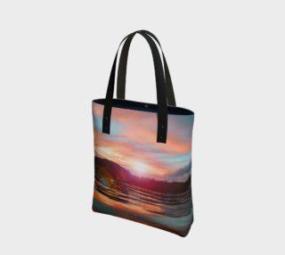 Aperçu de Always Believe Large Tote Bag