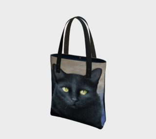 Aperçu de Cat 621 tote bag