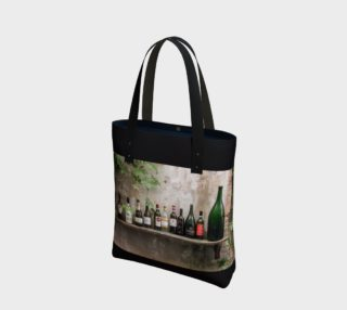 Utterly Italy Buonconvento Wine Bottles Tote preview