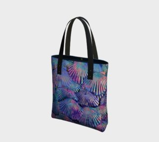 Opal Sea-Scale Tote  preview
