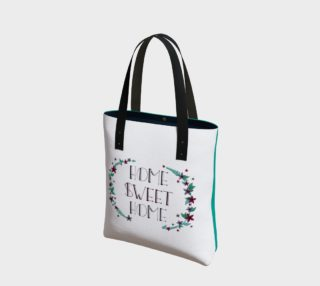 Home Sweet Home Basic Tote preview