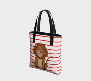 Leo the Lion Basic Tote preview