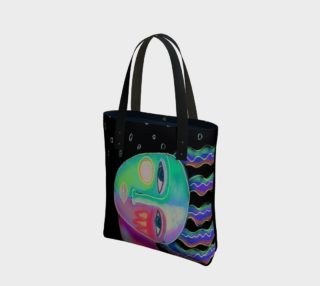 Wish Abstract Art Shoulder Bag preview