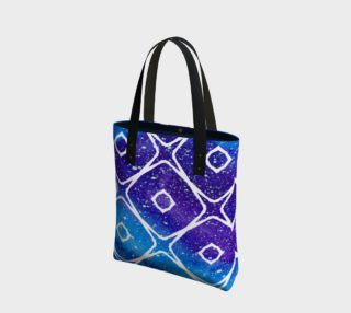 Space Bolts Tote Bag preview