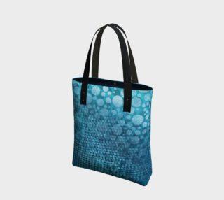 Aperçu de Aqua Tote Bag