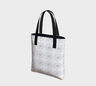 Aperçu de Medallion Bag in Soft Gray