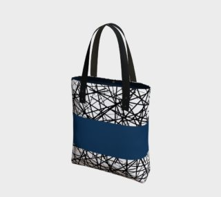 lud tote bag preview