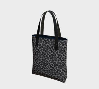 odrina (black) tote bag preview