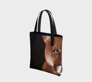 Puma face Tote Bag preview