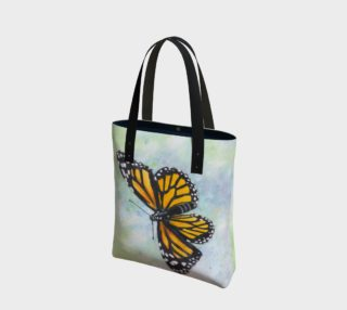 Monarch butterfly Tote Bag preview