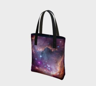 Aperçu de Under the Wing of the Small Magellanic Cloud Tote Bag