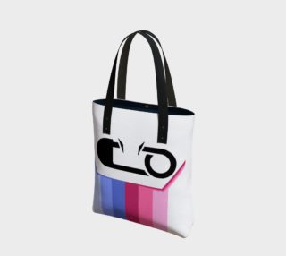 ABDL Tote Bag adult baby diaper lover preview
