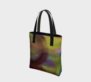Tropical Watercolour Tote Bag preview