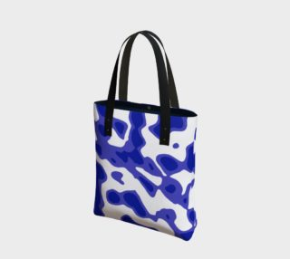 Bright Abstract Camo Pattern Bag preview