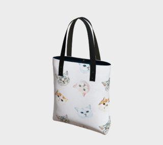 Cat Tote Bag preview