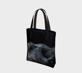 GABA Smoky Kitten Tote Bag preview