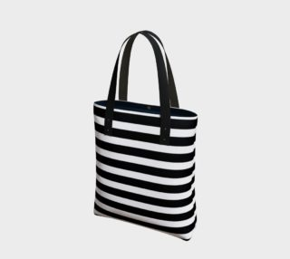 Black and White Striped preview