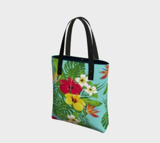 Tropical Exotic Floral preview
