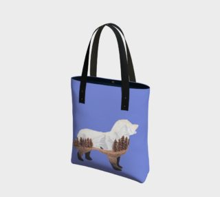 Berner Blue Tote preview