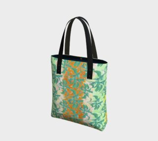 Colorful Tropical Print Pattern Bag preview