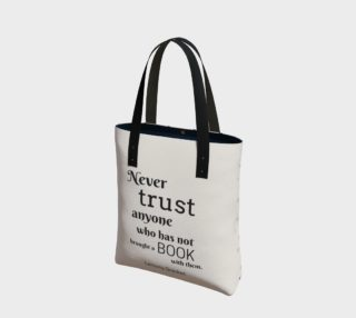 Lemony Snicket Tote preview