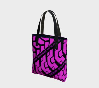 I.A.J.T.' (pink) Tote  Bag preview